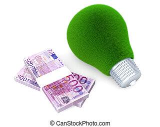 Green energy business