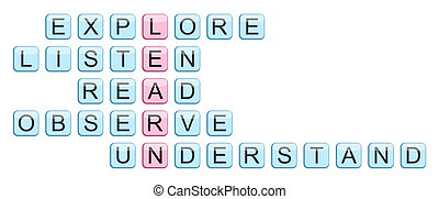 Crossword for the word learn