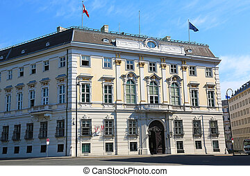 Federal Chancellery of Austria - the Federal Chancellery of...