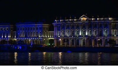 The Hermitage in St. Petersburg