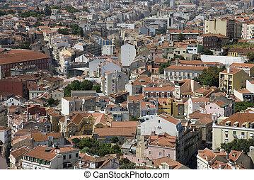 リスボン, 航空写真