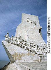 Monument to the Discoveries.