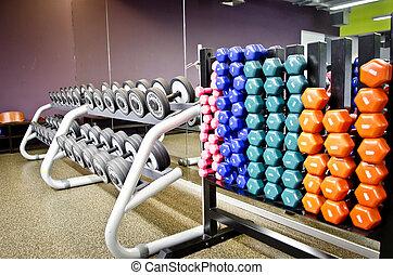 Gym finess center
