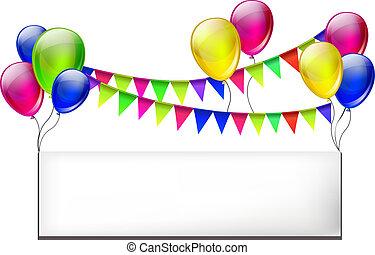fundo, cor, balões