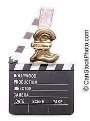making money in the film industry cutout
