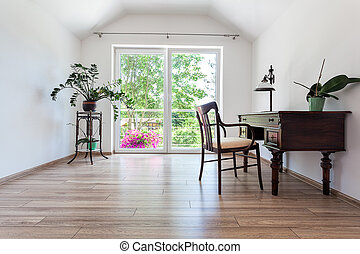 Bright space - office area - Bright space - a spacious and...