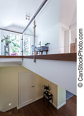 Bright space - two-floored mansion - Bright space - a...