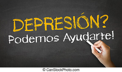 Depression we can help (In Spanish)
