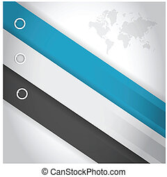 color lines for customization info graphics - business color...