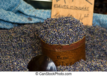 Lavender-cup - Lavender sold in bulk to make potpourri