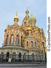 Church of Spilled Blood - Church of the Savior on Spilled...