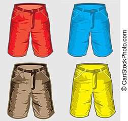 Short pant - Bermuda shorts