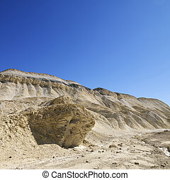 Land formation in Death Valley. - Land formation in Death...