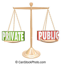 Private Vs Public Information Details Confidential Secrecy -...