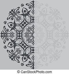 Graphic element Vector illustration Seamless
