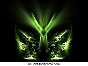 Envy-2nd Deadly Sin - Fractal Design Image Symbol