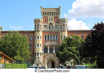 Arsenal Vienna - the Arsenal is a former military complex of...