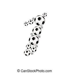 Soccer number 1