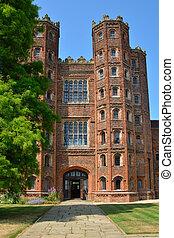 tudor tower - tall tudor tower