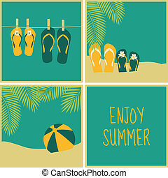 Summertime Cards Collection
