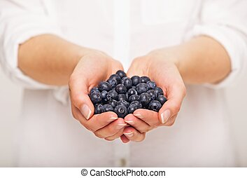 Tasty Blueberries for You