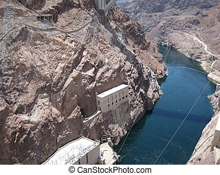 Hoover Dam in Nevada