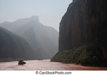 Yangtze, flod