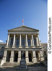 Georgia State Capitol Building. - Georgia State Capitol...