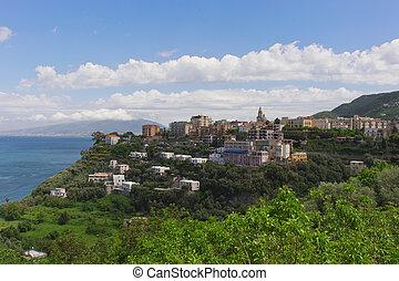 Sorrento - Seiano - Sorrento Coast