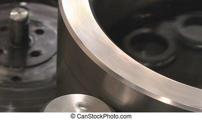 Machine tool for metal working