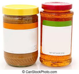 Organic Peanut Butter and - Organic peanut butter (oil at...