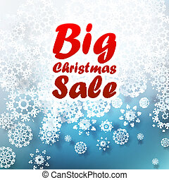 Christmas sale background EPS 10