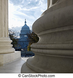 州議會大廈, 建築物