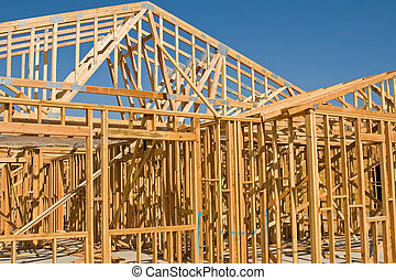 Residential Construction - New residential construction in a...