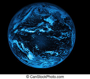 World Globe - Composite image of earth. Special thanks to...