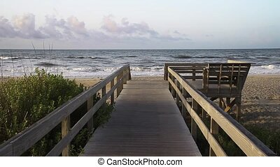 Boardwalk to the Beach Loop - Seamless loop features a...