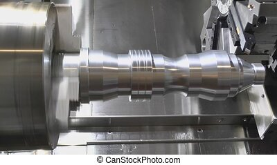 Machine tool for metal working
