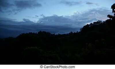 Mountains of Honduras - The night of Honduras