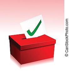 Vote boxe