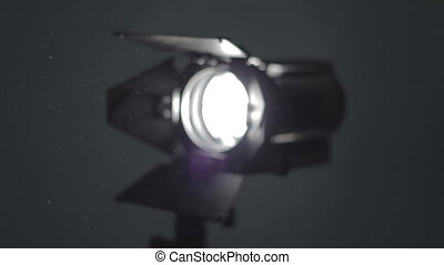 Floodlight Camera pan