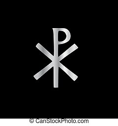 Monogram of Christ - chi rho