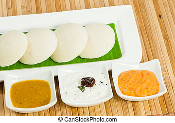 Idly Condiments - A traditional ethnic south Indian...