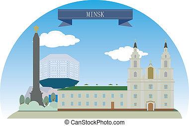 Minsk  - Minsk, Belarus. For you design
