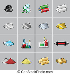 reserve - color vector illustration icon resource