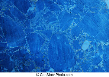 Blue marble texture background - Blue Marble pattern useful...