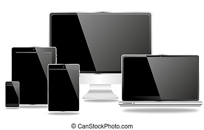 desktop and mobile devices
