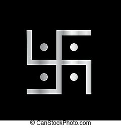 Symbol of Hinduism Swastika