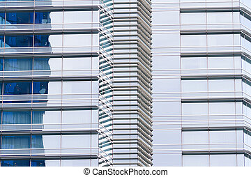 Building exterior - View of building exterior of...
