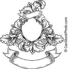 Vintage emblem