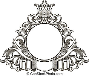 black and white emblem 1 - black and white emblem, all the...